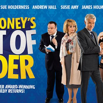 Ray Cooney's Out of Order poster
